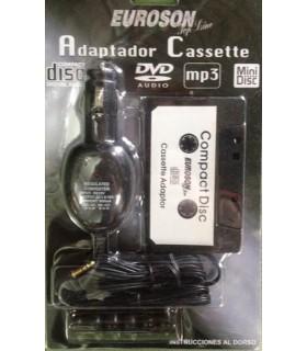 Adaptador cassette